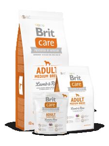 Brit Care Adult Medium Breed