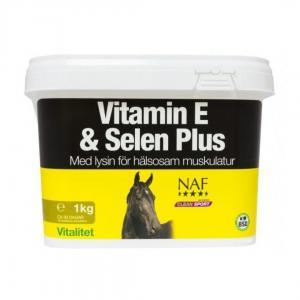 NAF Vitamin E, Selen, Lysin 1kg