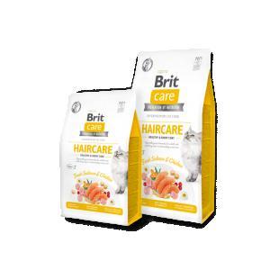 Brit Care Cat Haircare Healthy&Shiny Coat
