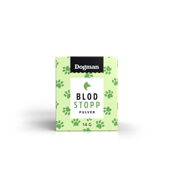 Dogman Blodstopp 12g