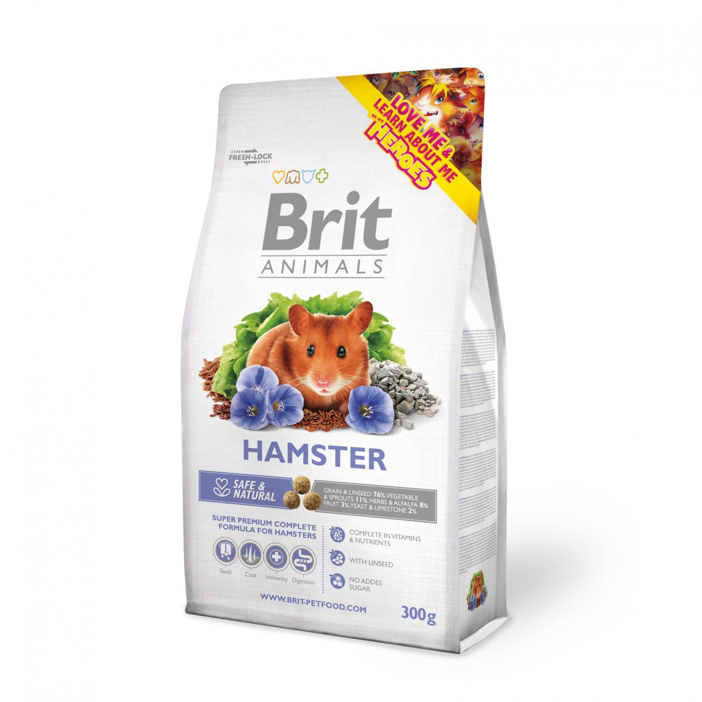 Brit Animals Hamster | 0,3kg |