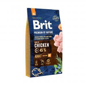 Brit Premium By Nature Adult Medium 3kg
