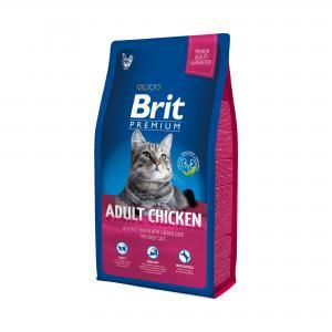 Brit Premium Cat Adult Chicken 0,3kg