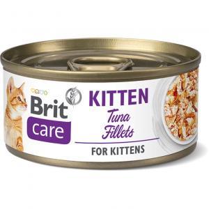 Brit Care Burk Kitten 80g
