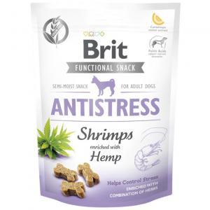 Brit Functional Snack Antistress Shrimps 150g