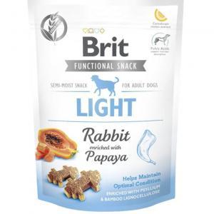 Brit Functional Snack Light Rabbit 150g
