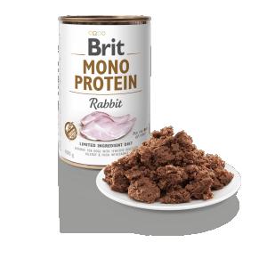 Brit Mono Protein Rabbit 400g