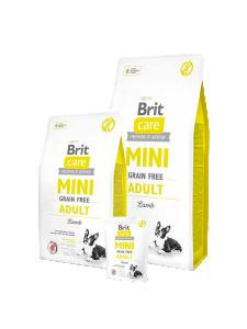 Brit Care Mini Grain free Adult Lamb