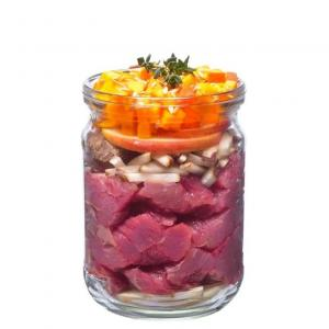 Brit Fresh Cans Beef With Pumpkin 400g