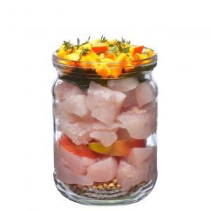 Brit Fresh Cans Fish With Pumpkin 400g