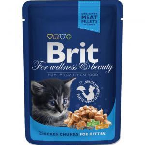 Brit Premium Portionspåse Kitten 100g