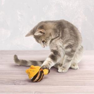 Kattleksak KONG Yarnimals Cat