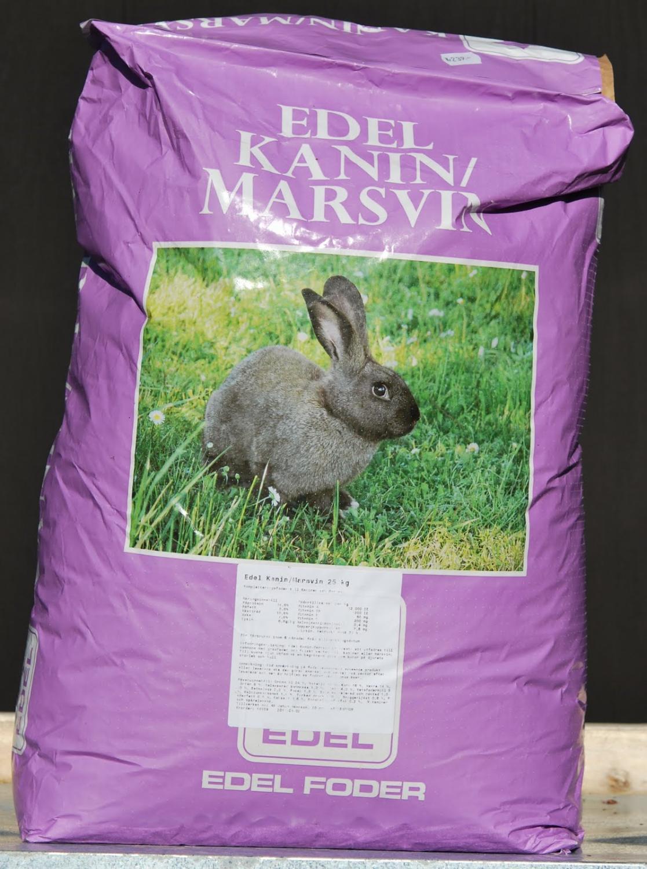 Edel Kanin & Marsvinspellets 25kg