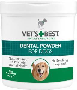 Vets Best Tandvårdspulver till hundar 90g