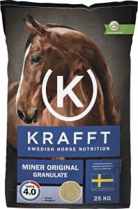 KRAFFT Miner Original Granulat 25kg