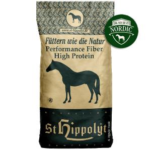 St Hippolyt Performance Fibre HP 25kg