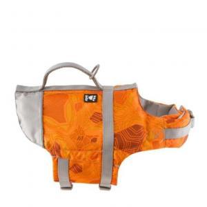 Hurtta Flytväst Orange Camo