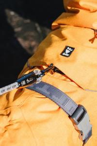Hurtta Expedition Parka Vintertäcke Orange