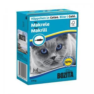 Bozita Tetra Makrill Gelé  370g