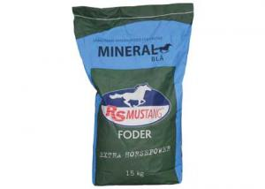 Mustang Mineral Blå 15kg