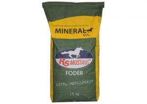 Mustang Mineral Gul 15kg