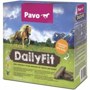Pavo DailyFit 12,5Kg (108 briketter)
