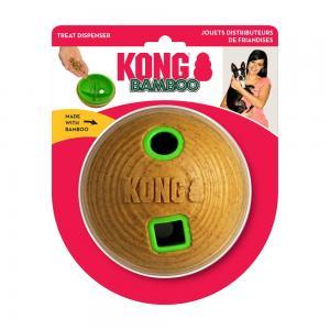 KONG Bamboo Feeder Ball 12cm
