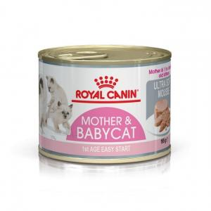 RC Mother&Babycat Mousse 195g
