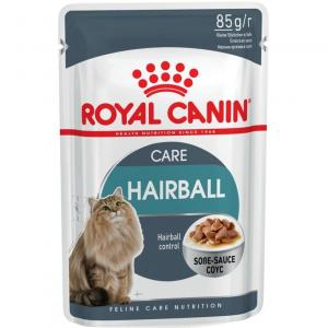 RC Blötmat Hairball Care Gravy 85g
