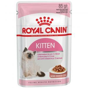 RC Blötmat Kitten Instinctive Gravy 85g