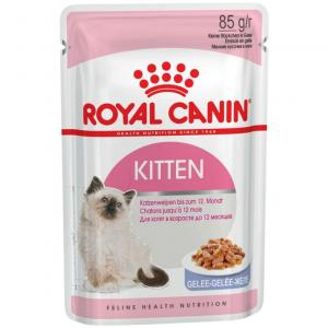 RC Blötmat Kitten Instinctive Jelly 85g