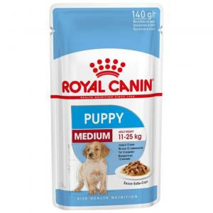 RC Wet Medium Puppy 140g