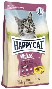 Happy Cat Minkas Sterilised Fågel 10kg