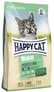 Happy Cat Minkas Perfect Mix Fågel/Fisk/Lamm 10kg