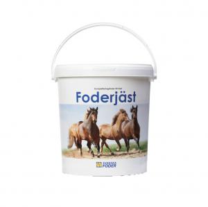 Foderjäst 6kg Svenska Foder