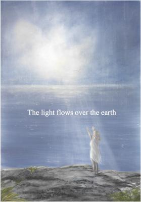 Birgitta Sjöqvist - e-A flow of light fills the...