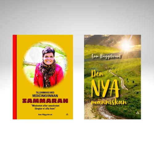 Bokpaket – Ann Häggebrant