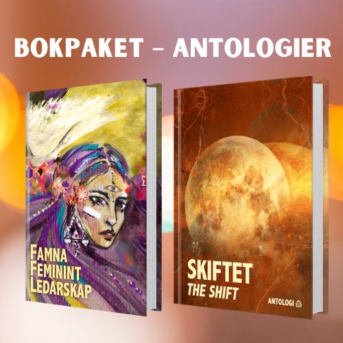 Bokpaket – Antologier