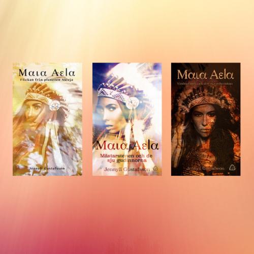 Bokpaket – Maia Aela-serien