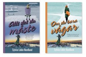 Bokpaket: Sylvia Lidén Nordlund