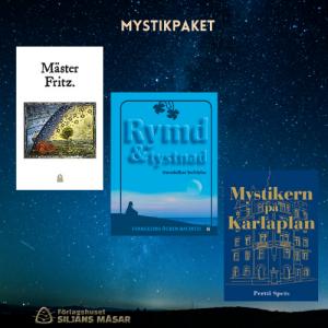Bokpaket – Mystik