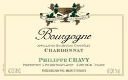 Domaine Philippe Chavy - Bourgogne Chardonnay 2017 (vitt)