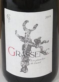 Clos Saint Joseph - Grassenc 2019 (rött)