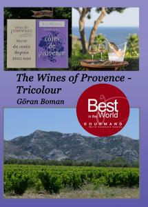 The wines of Provence - Tricolour