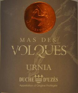 Mas des Volques - Urnia 2019 (rosé)