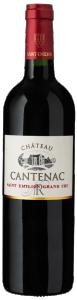 Château Cantenac - St Emilion Grand Cru 2016 (rött)