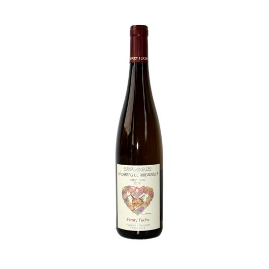 Domaine Henry Fuchs - Pinot Gris Grand Cru Kirchberg de Ribeauvillé 2018 (vitt)