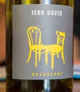 Domaine Jean David - Roussanne 2019 (vitt)