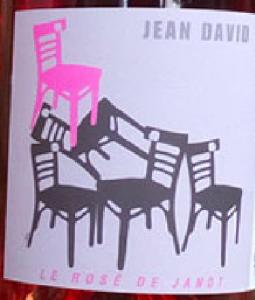 Domaine Jean David - Le Rosé de Janot 2018 (rosé)