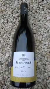 Domaine des Gandines - Mâcon Villages 2020 (vitt)
